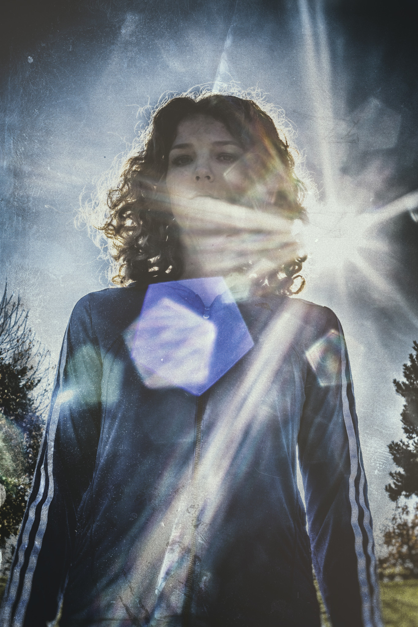 Merna El-Mohasel-Der-Herbst-hat-viele-Farben-Blau-ist-meine-Herbstfarbe