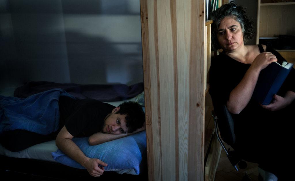Merna-El-Mohasel-Zu-zweit-einsam-sein-Nicolas-Galani